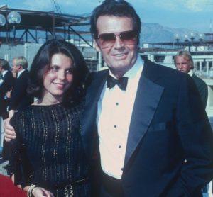 James with her daughter, Gigi Garner.
