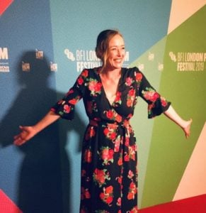 Jennifer took picture while attending an event