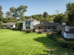 Drew Barrymore sold her Montecito house at $7.5 million. Image
