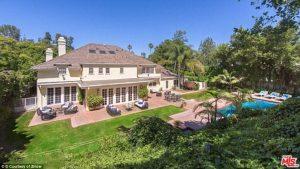 John mansion on Beverly Hills