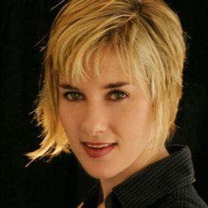 Richard's second wife, Lauren Elfman.