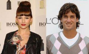 Her ex-boyfriend, Feliciano Lopez,