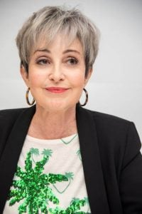 Annie Potts, ex-wife of Greg.