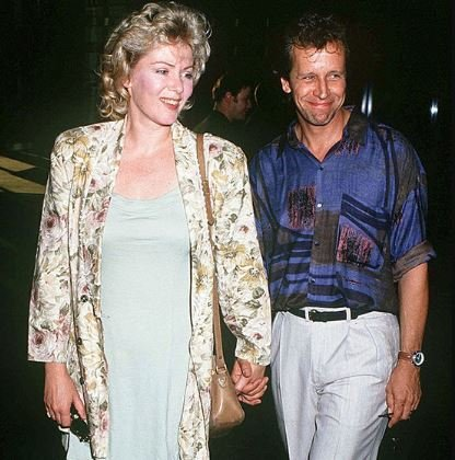 Jean Smart with her husband Richard