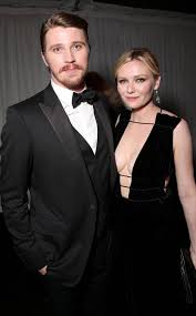 His ex-girlfriend, Kristen Dunst.