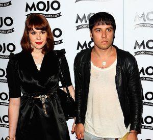 Kate with her ex-boyfriend, Ryan Jarman.
