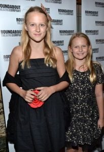 The two beautiful daughters, Daisy and Gracie of Will Chase.
