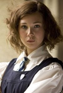 Juno Temple in her early teenage.