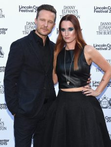 Will Chase with his current girlfriend, Ingrid Michaelson.