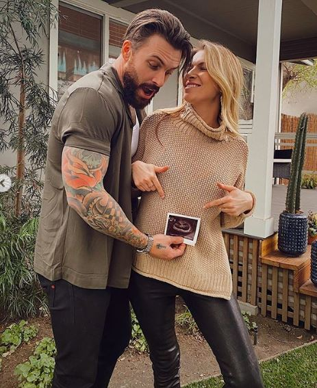 Levi and Lunden expecting their first child