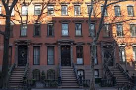 Sarah Jessica Parker and Matthew Broderick's previous house,