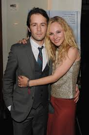 Temple with her ex-partner, Juno Temple.