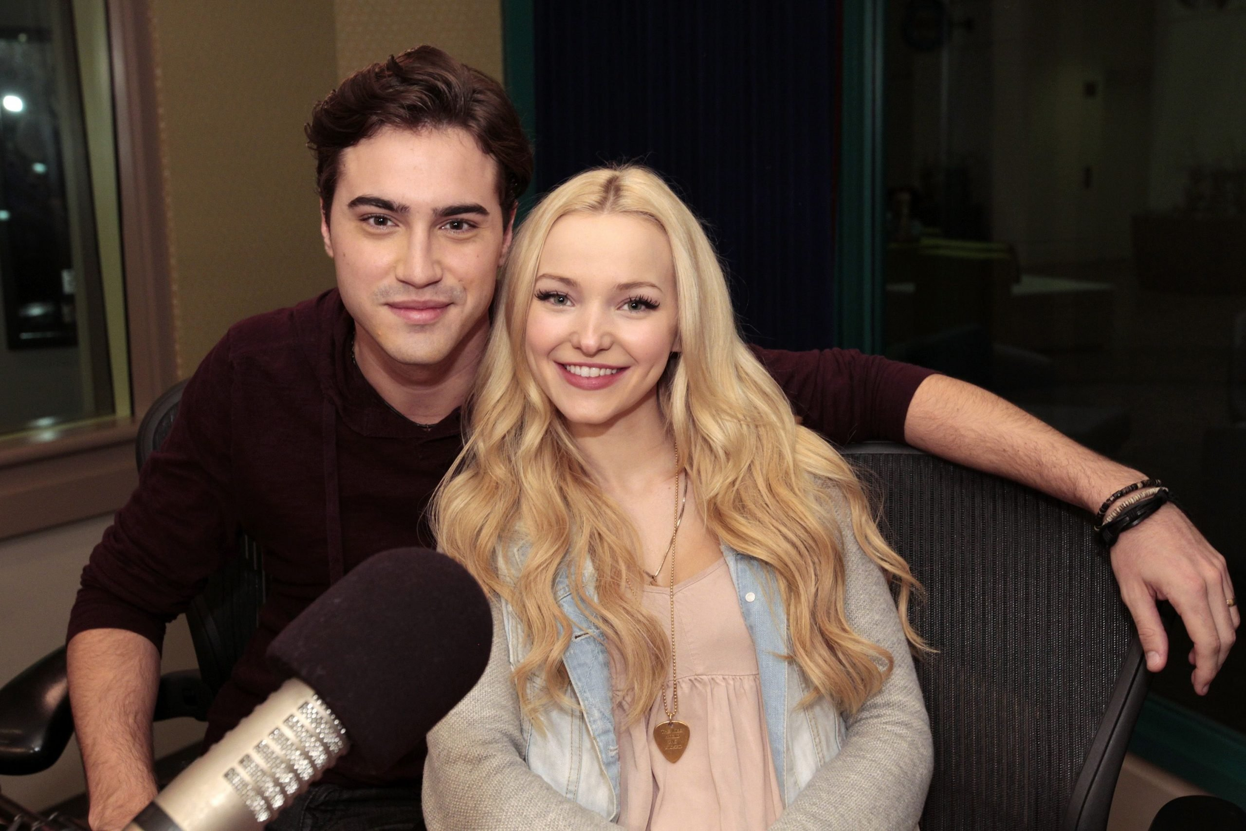 Ryan McCartan and Dove