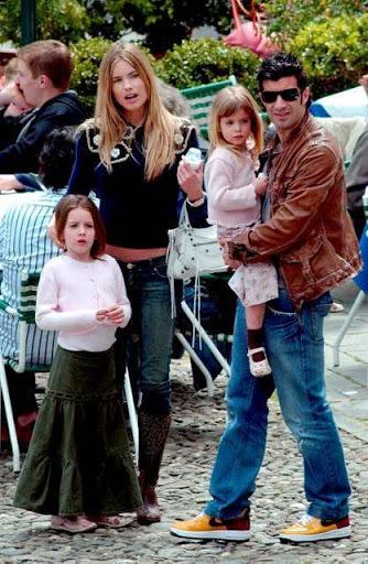 Helen Svedin with her family