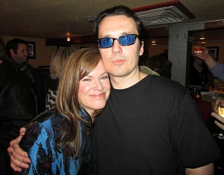 Damien Echols with his beloved wife