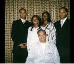 Wright's family