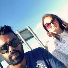 Leesa and her husband