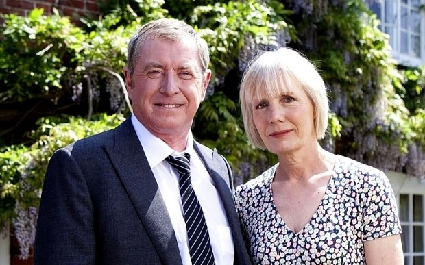 John and his wife Cathryn