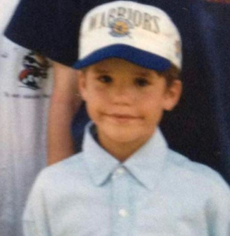 Max Carver Childhood picture