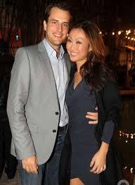 Amara with her husband